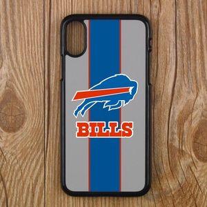 Accessories - Buffalo Bills iPhone X iPhone 8 Plus 7 6 6S SE 5S